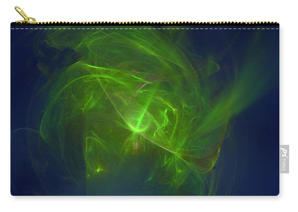 Acidic Voulge Carry-all Pouch