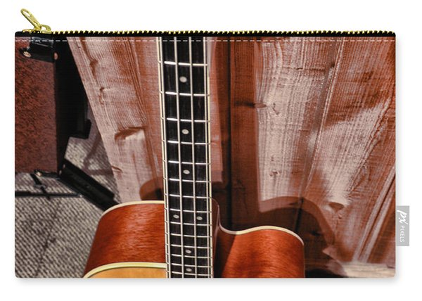 Acoustic Bass Guitar Carry-all Pouch