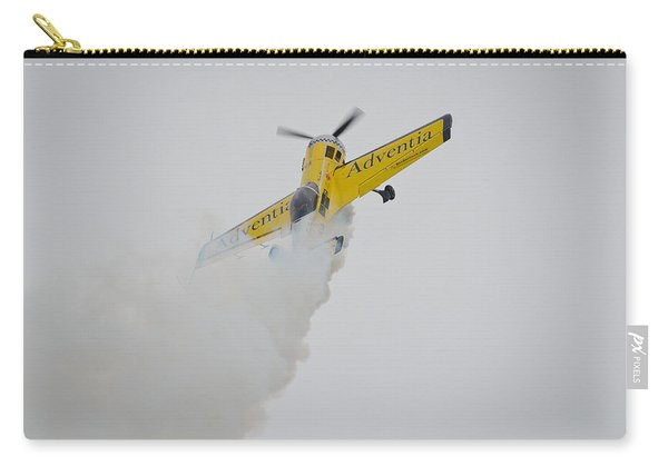Aerobatics At Cuatro Vientos II Carry-all Pouch