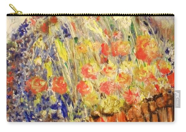 Adirondack Floral Carry-all Pouch