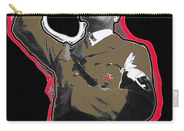 Adolf Hitler Saluting 2 Circa 1933-2009 Carry-all Pouch