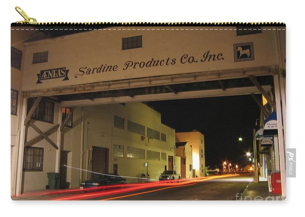 Aeneas Overpass On Cannery Row Carry-all Pouch