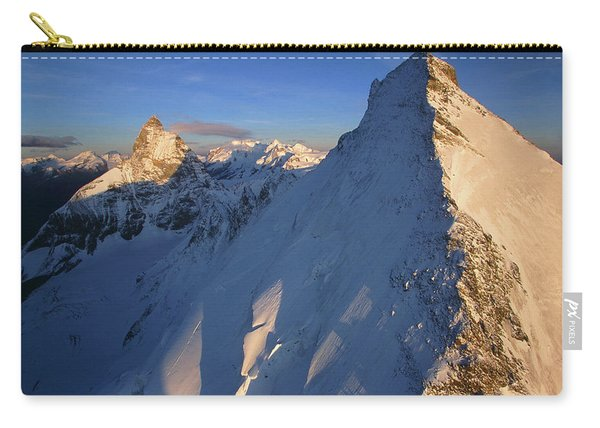 Aerial View Of Dent D Herens Carry-all Pouch