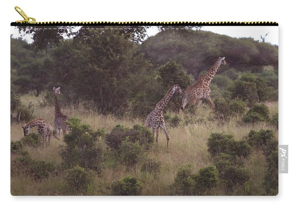 Africa Dream Carry-all Pouch