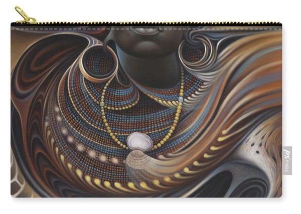 African Spirits I Carry-all Pouch