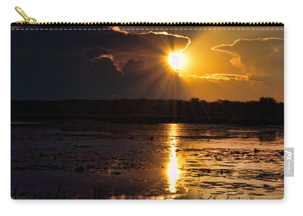 Late Afternoon Reflection Carry-all Pouch
