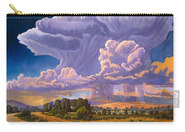 Afternoon Thunder Carry-all Pouch