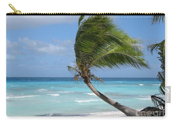 Against The Winds Carry-all Pouch