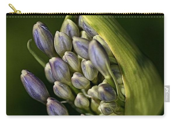 Agapanthus Carry-all Pouch