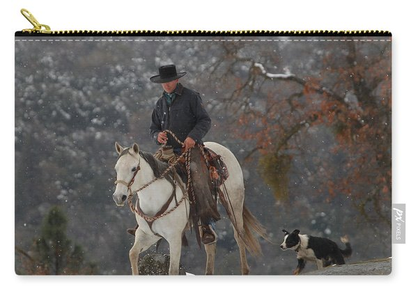 Ahwahnee Cowboy Carry-all Pouch