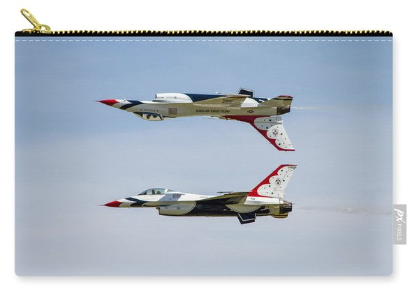 Air Force Thunderbirds Carry-all Pouch