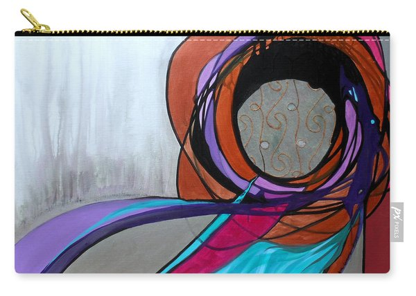 Aishet Chayil Woman Of Valor Carry-all Pouch