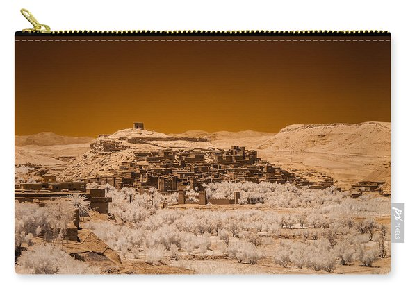 Ait Benhaddou Carry-all Pouch