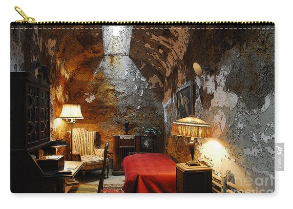 Al Capone's Cell Carry-all Pouch