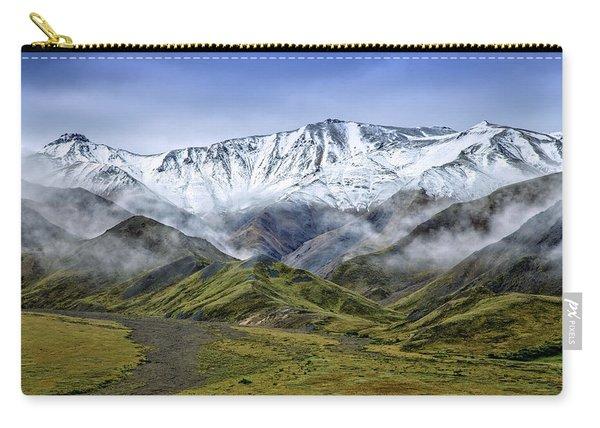 Alaskan Dream Carry-all Pouch