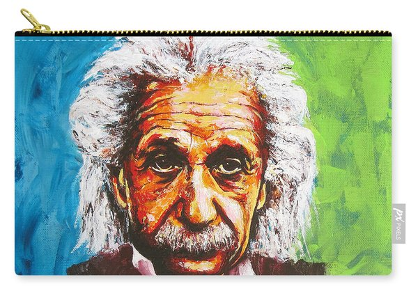 Albert Tribute Carry-all Pouch