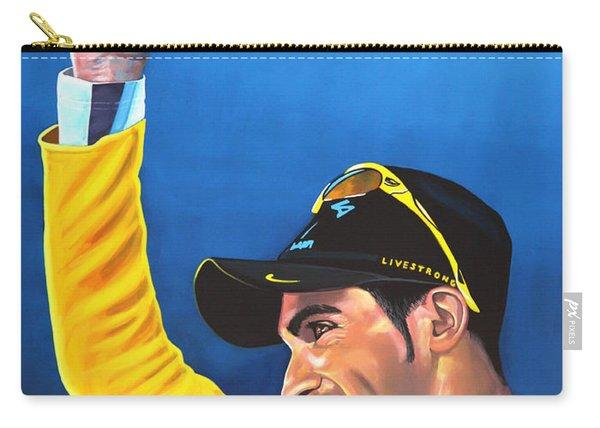 Alberto Contador Carry-all Pouch