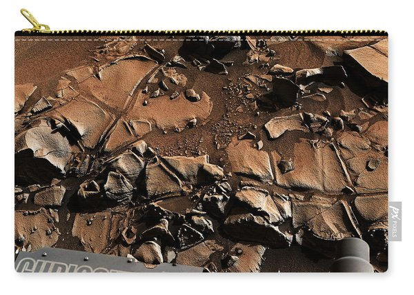 Alexander Hills Bedrock In Mars Carry-all Pouch