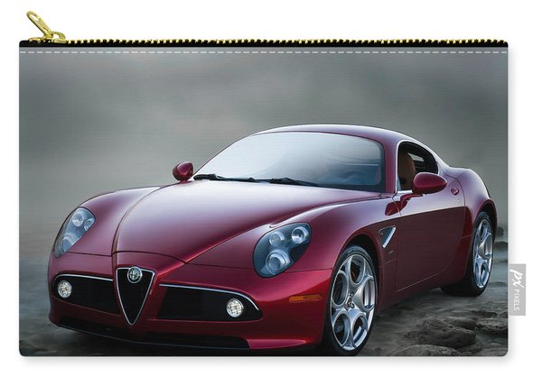Alfa 8c Carry-all Pouch