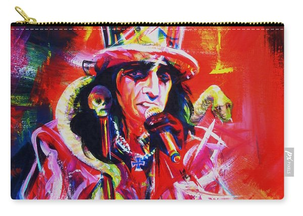 Alice Cooper. The Legend Carry-all Pouch