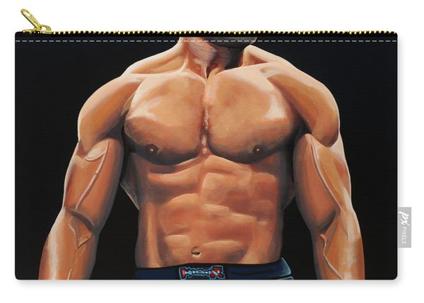 Alistair Overeem Carry-all Pouch