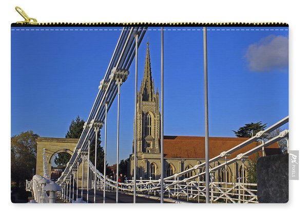 All Saints Church Carry-all Pouch