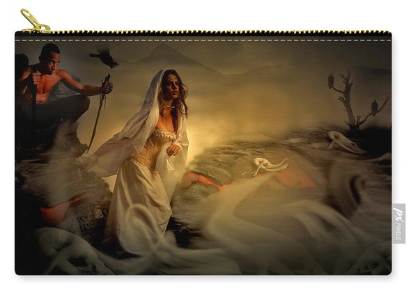 Allegory Fantasy Art Carry-all Pouch