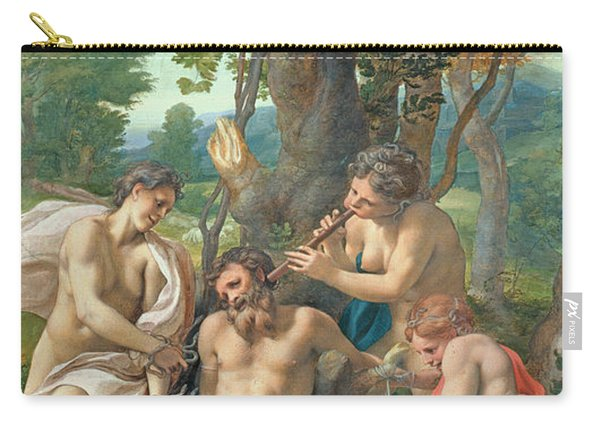 Allegory Of The Vices Carry-all Pouch