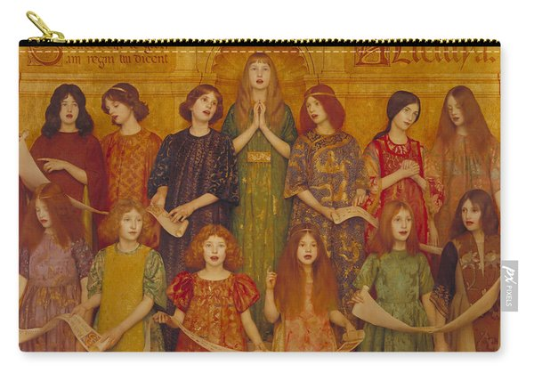 Alleluia Carry-all Pouch