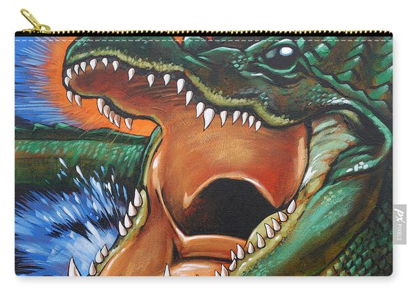 Alligator Carry-all Pouch