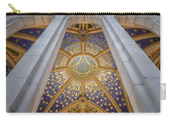 Almudena Cathedral Interior Carry-all Pouch