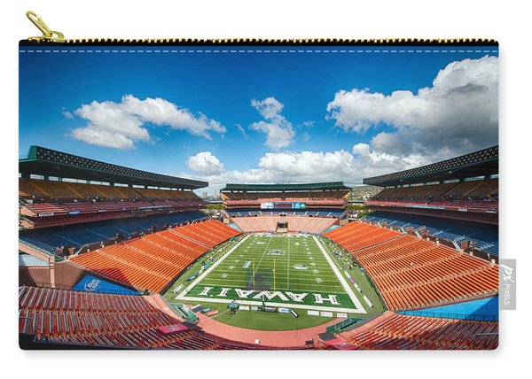 Aloha Stadium Carry-all Pouch