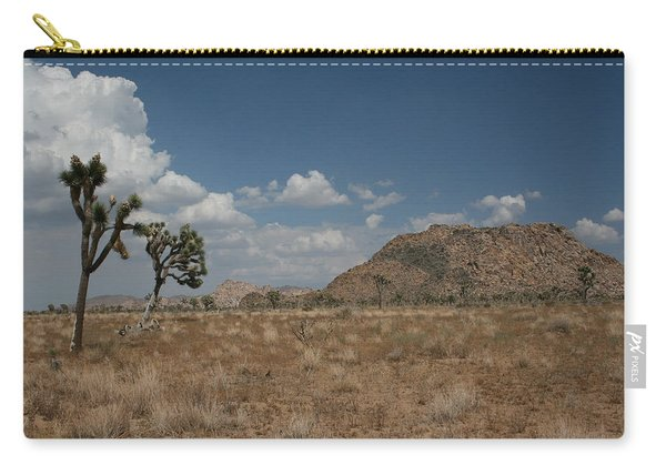 Joshua Tree State Park Carry-all Pouch