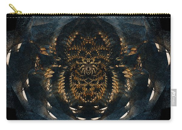 Along Came A Spider Carry-all Pouch