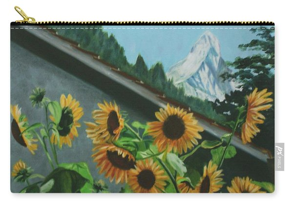 Alpine Delight Carry-all Pouch