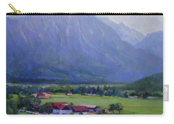 Alpine Treasure Carry-all Pouch
