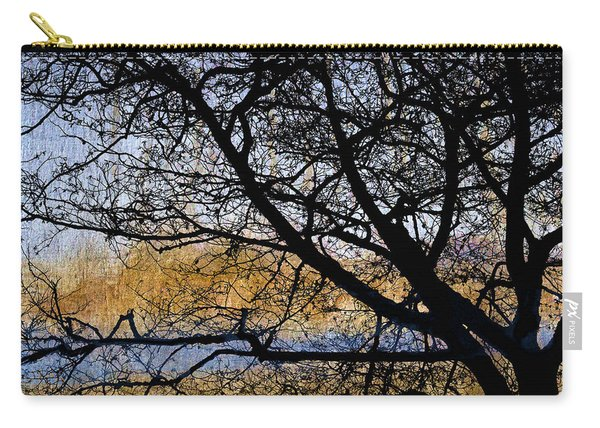 Alsea Bay Tree Carry-all Pouch