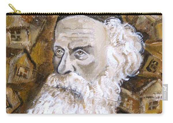 Alter Rebbe Carry-all Pouch