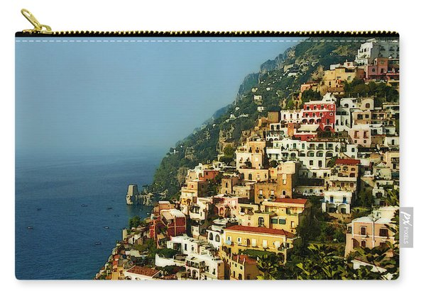 Positano Impression Carry-all Pouch