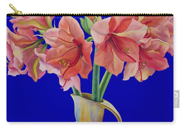 Amaryllis In A Jug Carry-all Pouch