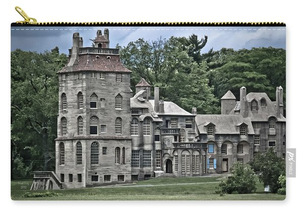 Amazing Fonthill Castle Carry-all Pouch