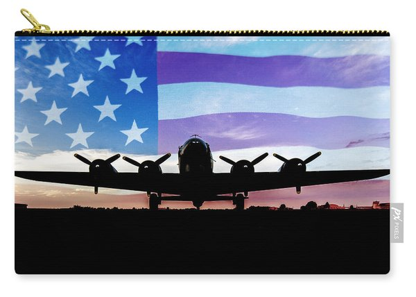 American B-17 Flying Fortress Carry-all Pouch