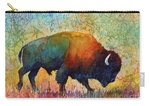 American Buffalo 4 Carry-all Pouch