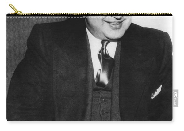 American Gangster Al Capone Carry-all Pouch
