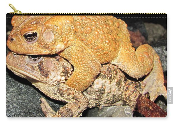 American Toads  Carry-all Pouch