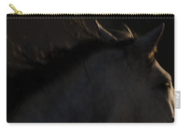 Carry-all Pouch featuring the photograph Americano 18 by Catherine Sobredo
