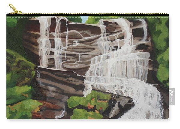 Amicalola Falls Carry-all Pouch