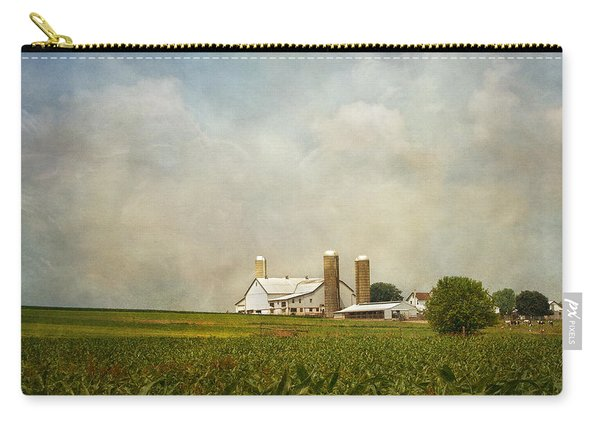 Amish Farmland Carry-all Pouch