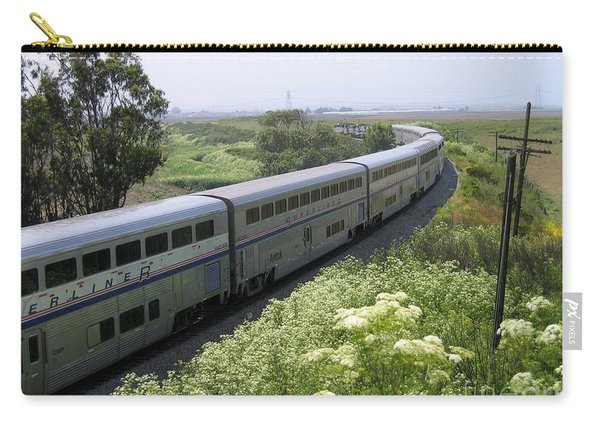 Coast Starlight At Dolan Road Carry-all Pouch