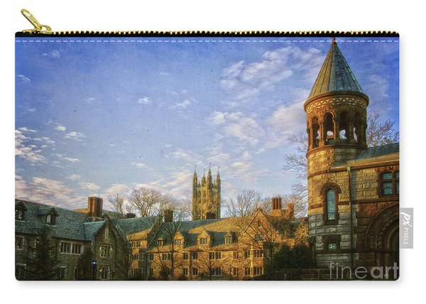 An Afternoon At Princeton Carry-all Pouch